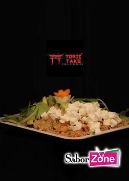 Torii Take poster