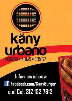 Kany Urbano poster