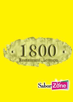 1800 Restaurant Lounge screenshot 1