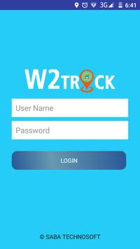 W2Track Home  Tracker screenshot 1