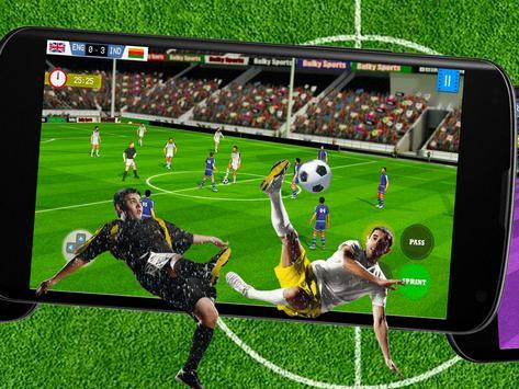 Download stickman soccer pro mod apk | Stickman Soccer 2018