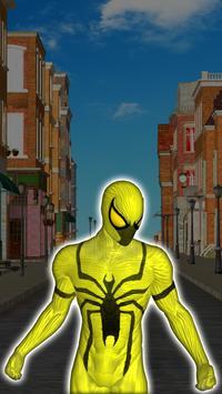 iron Spider prankism poster