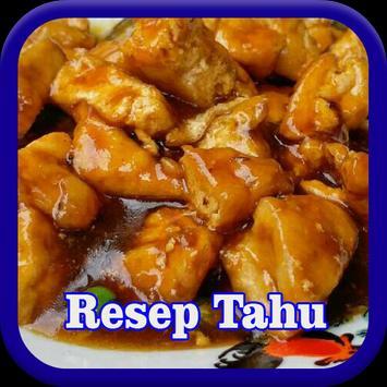 Resep Tahu Maknyus poster