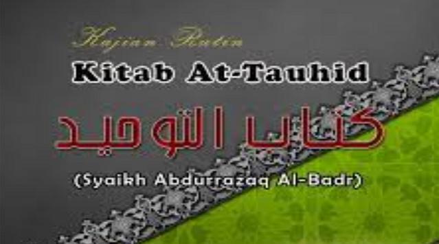 KITAB TAUHID ( Aqidah ) screenshot 3