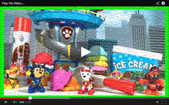 TOY KIDS VIDEO COLLECTION screenshot 1