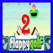 Video FlappyGolf Channel icon