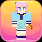Aikatsu Skin For Craft icon