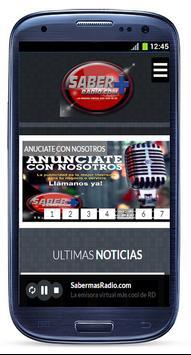 Saber Mas Radio poster