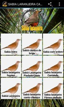 SABIA LARANJEIRA CANTO PIEDADE SENHOR apk screenshot