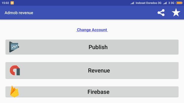 Admob revenue screenshot 3
