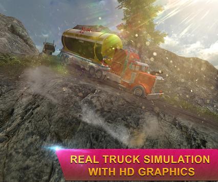 Heavy Oil Tanker Truck Transporter Simulator 17 screenshot 5