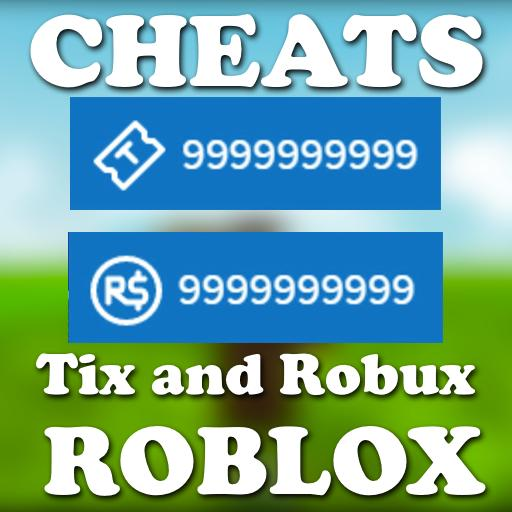 Tix And Robux For Roblox Cheats Prank For Android Apk - how to cheat money in roblox