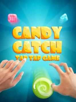 Candy Catch. Tap tap game. poster
