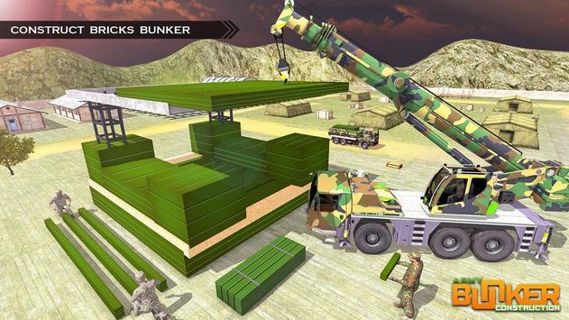Army Bunker Construction screenshot 8