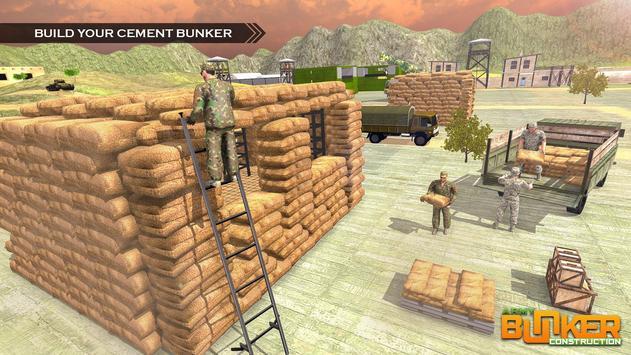Army Bunker Construction screenshot 9