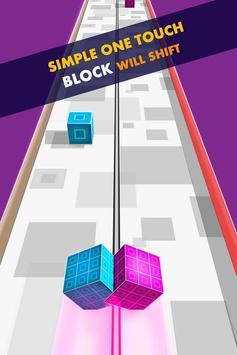 Blocky travelller : Cube kube apk screenshot