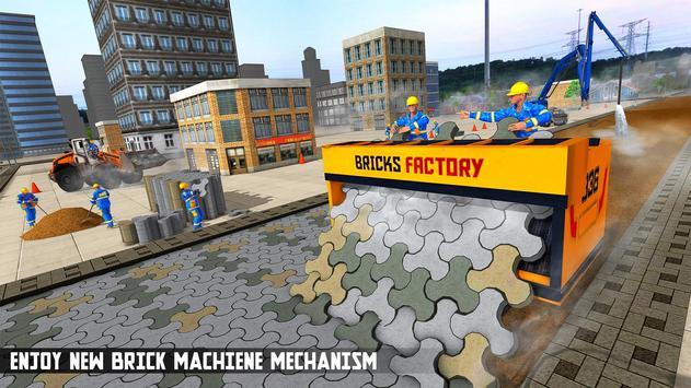 Road Construction 2018 screenshot 12