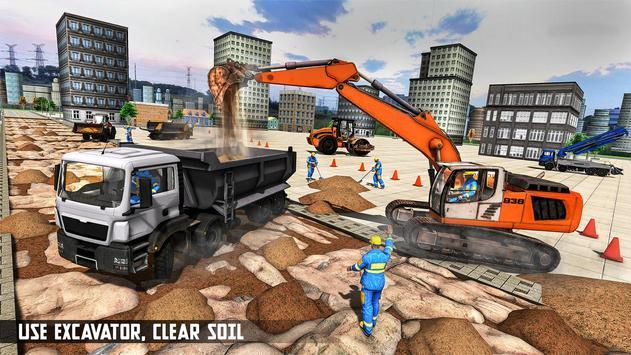 Road Construction 2018 screenshot 5