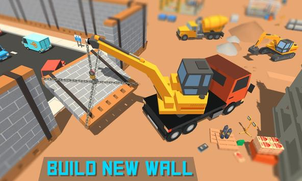 City Builder Wall Construction apk screenshot