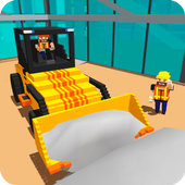 City builder 17 Parking Plaza icon