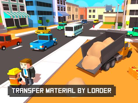 City builder 17 Parking Plaza apk screenshot