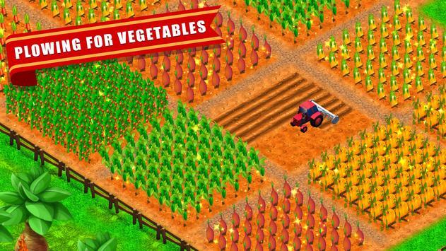 Farmer Village Country Life 🏡 screenshot 9