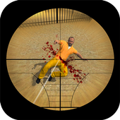 Gangs Prison Yard: Sniper Duty icon