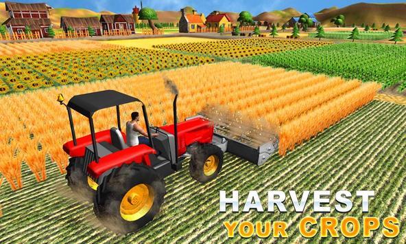 Forage Plow Farming Harvester screenshot 3