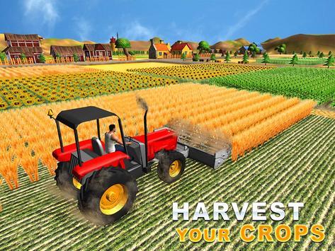 Forage Plow Farming Harvester screenshot 11