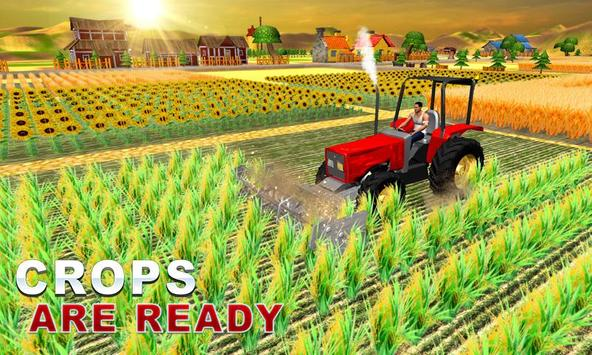 Forage Plow Farming Harvester screenshot 1