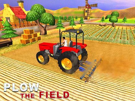 Forage Plow Farming Harvester screenshot 4