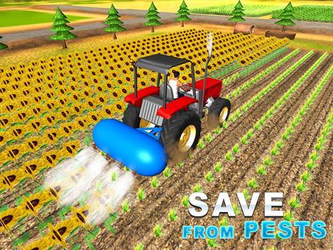 Forage Plow Farming Harvester screenshot 6
