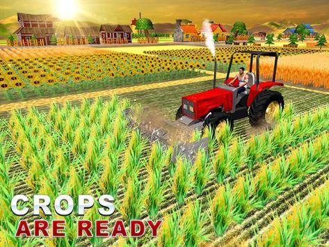 Forage Plow Farming Harvester screenshot 9