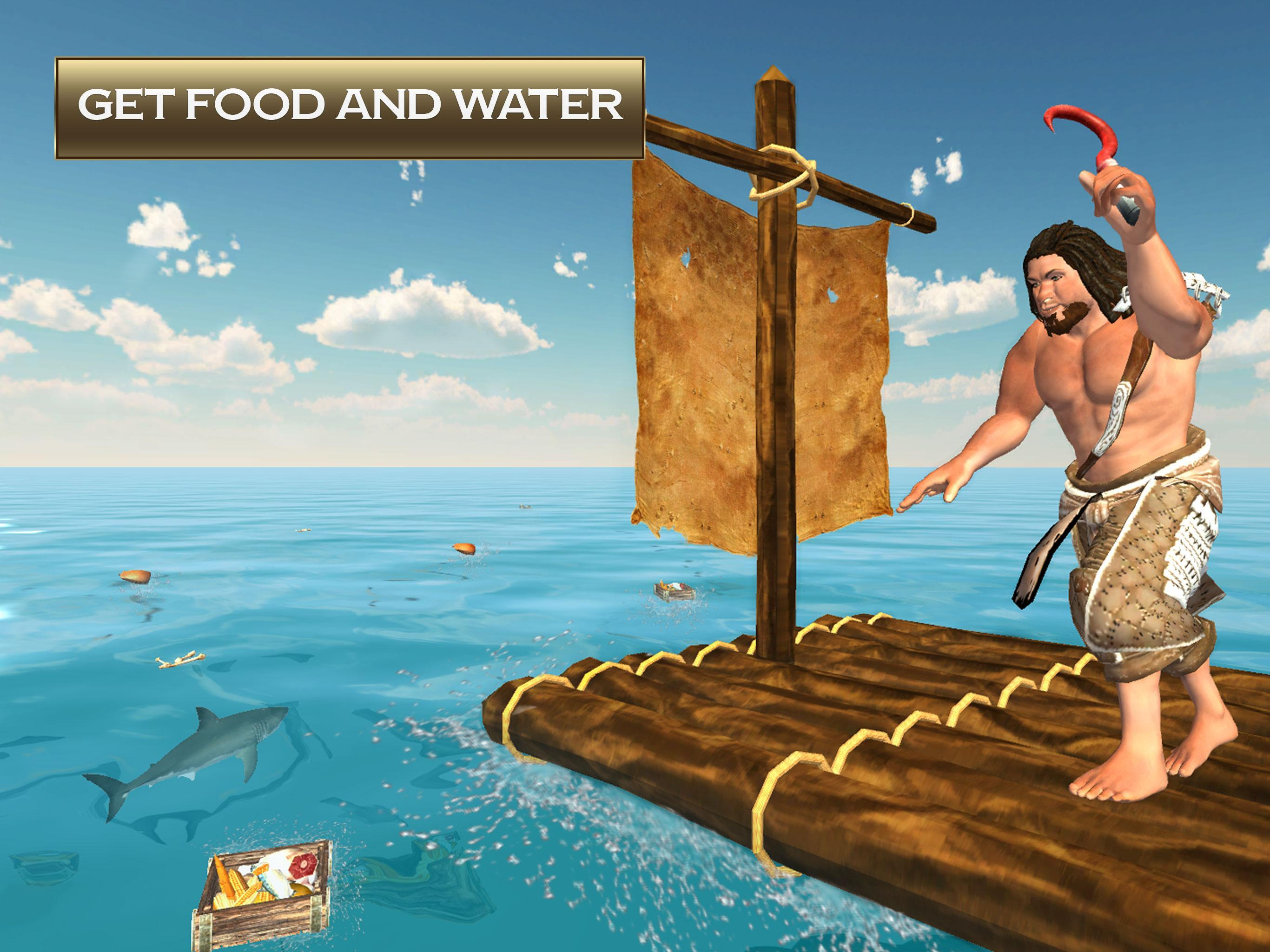 Raft Crafting & Island Survival Simulator for Android - APK