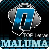Maluma top letras icon