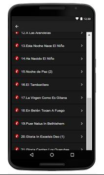 Villancicos top Letras apk screenshot