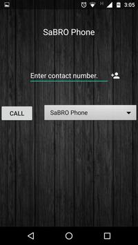 SaBRO CRM apk screenshot