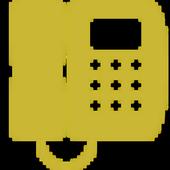 Notorious phone icon