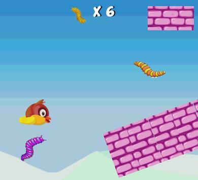 Bird Eat Worm screenshot 2