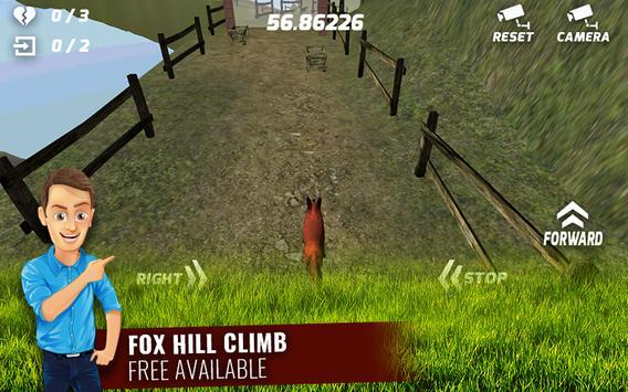 Fox Hill Climb poster