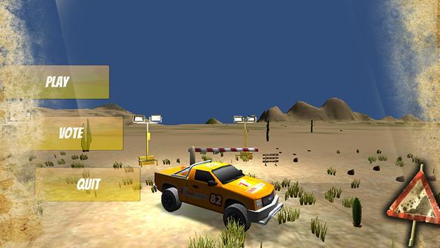 Desert Jeep Off Road screenshot 5