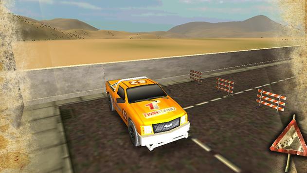 Desert Jeep Off Road screenshot 1