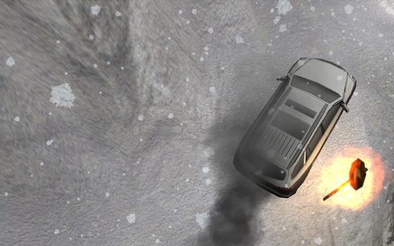 4x4 Car Hill Climb Racing screenshot 12