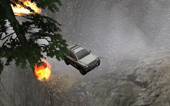 4x4 Car Hill Climb Racing screenshot 14
