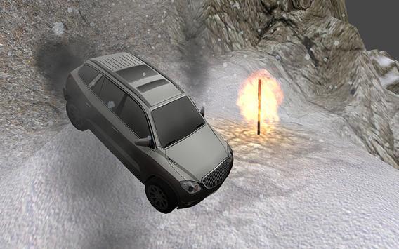 4x4 Car Hill Climb Racing screenshot 1
