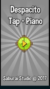 Despacito Tap Piano poster