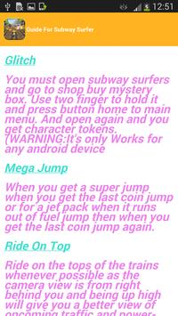 guide subway latest version screenshot 8
