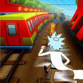 Rick Subway Surf: Rush Run icon