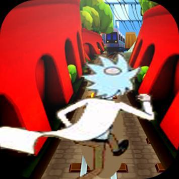 Rick Subway Surf: Rush Run apk screenshot