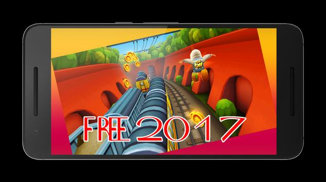 Guide for Subway Surfers Free 2017 poster